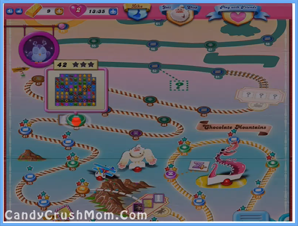 Candy Crush Level 42