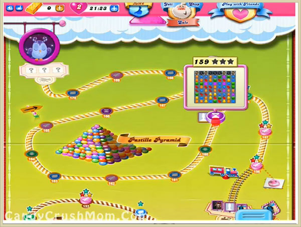 Candy Crush Level 159