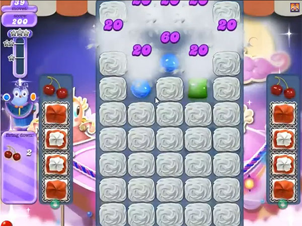 Candy Crush Dreamworld Level 181