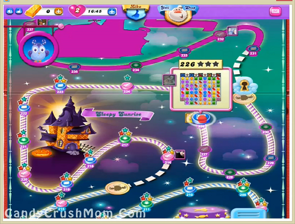 Candy Crush Dreamworld Level 226