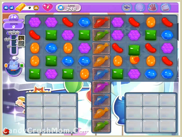 Candy Crush Dreamworld Level 246