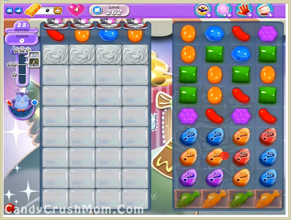 Candy Crush Dreamworld Level-262