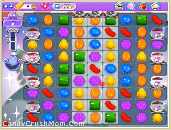 Candy Crush Dreamworld Level 270
