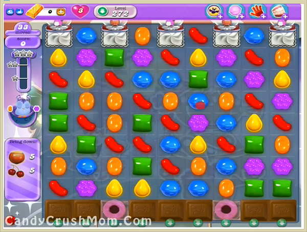 Candy Crush Dreamworld Level 272