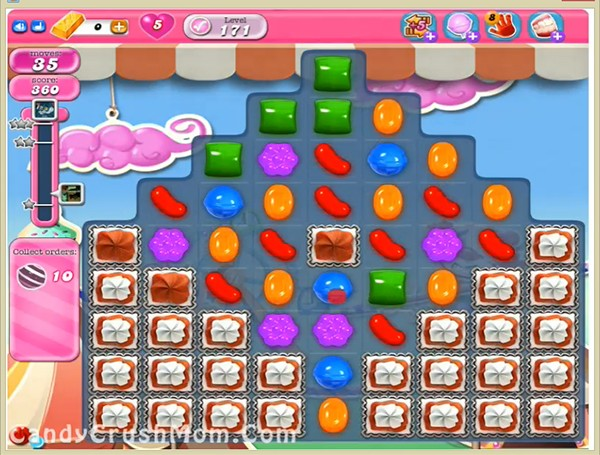 candy crush level 171 how to beat candy crush level 125 candy crush