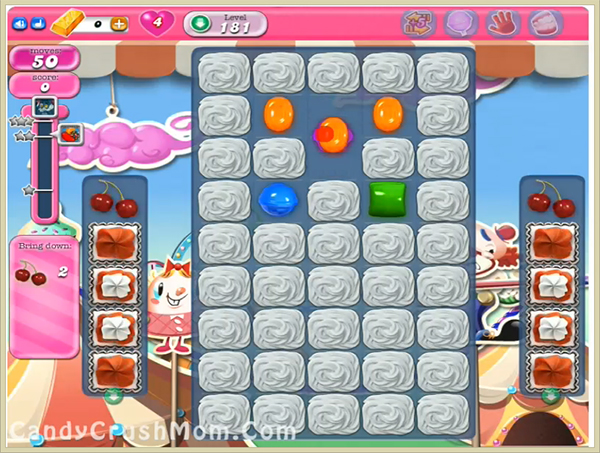 Candy Crush Level 181