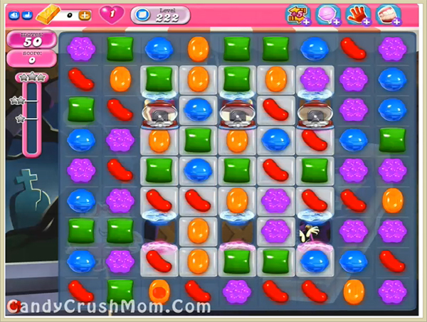 Candy Crush Level 222