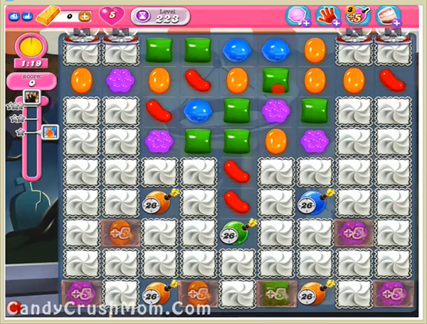 Candy Crush Level 223