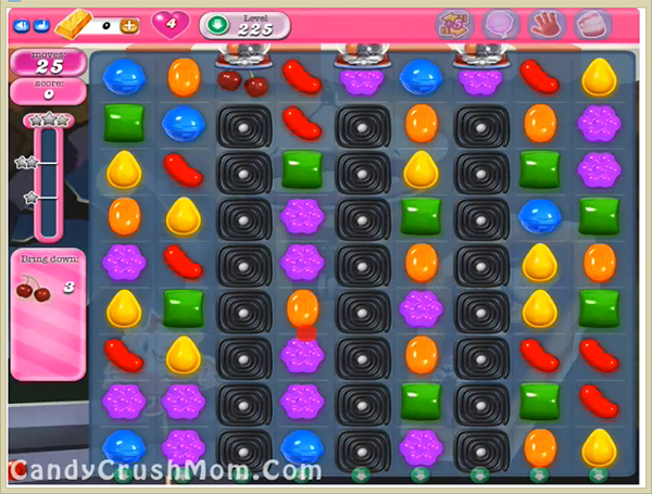 Candy Crush Level 225