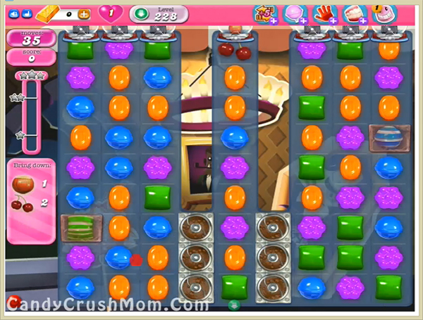 Candy Crush Level 228