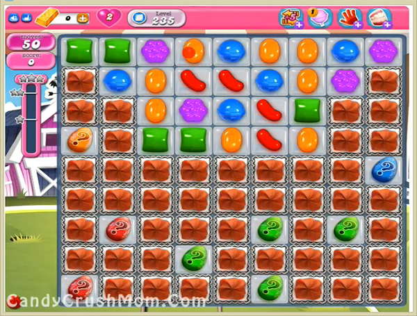 Candy Crush Level 235