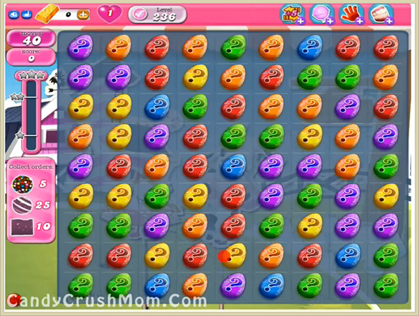 Candy Crush Level 236