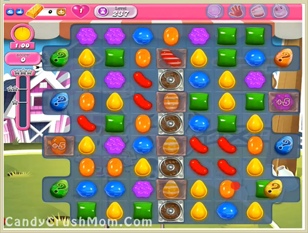 Candy Crush Level 237