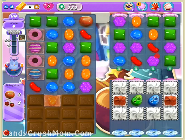 Candy Crush Dreamworld Level 282