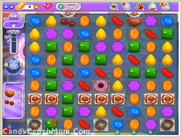 Candy Crush Dreamworld Level 291