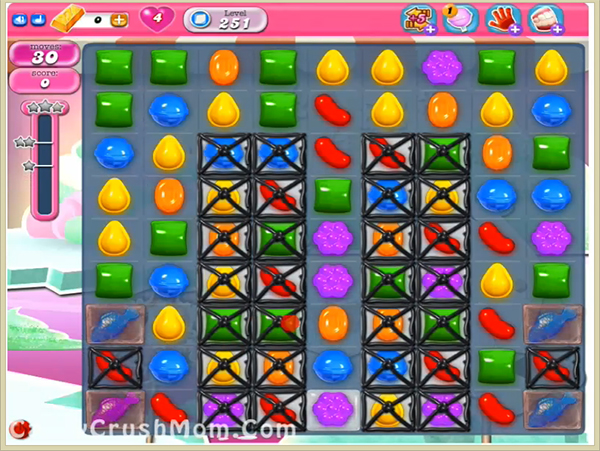 Candy Crush Level 251