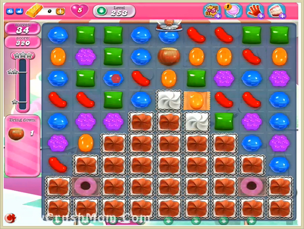 Candy Crush Level 253