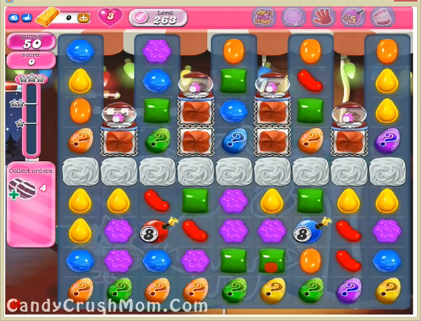 Candy Crush Level 263