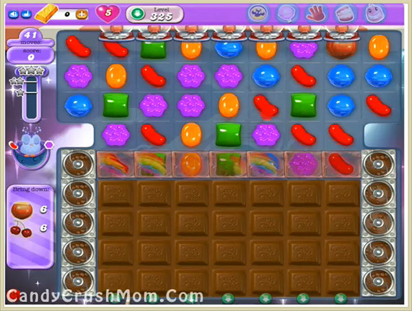 Candy Crush Dreamworld Level 325