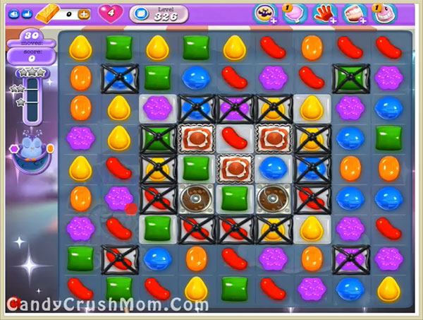 Candy Crush Dreamworld Level 326