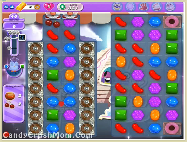 Candy Crush Dreamworld Level 331