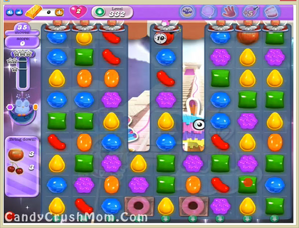 Candy Crush Dreamworld Level 332