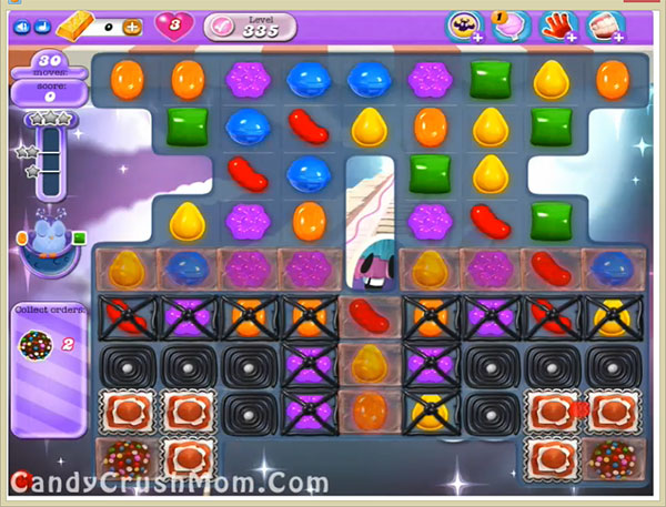 Candy Crush Dreamworld Level 335