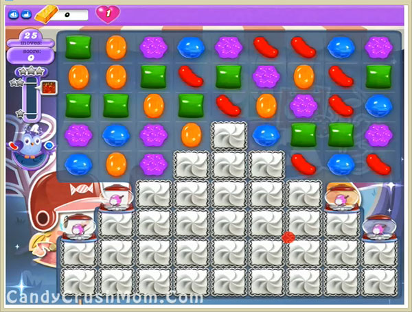 Candy Crush Dreamworld Level 338