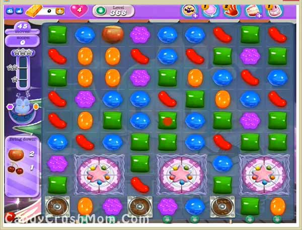 Candy Crush Dreamworld Level 368