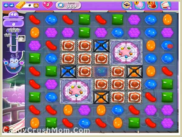 Candy Crush Dreamworld Level 369