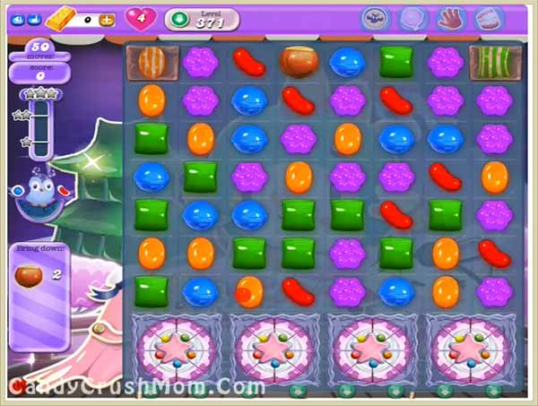 Candy Crush Dreamworld Level 371
