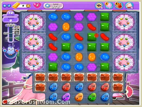 Candy Crush Dreamworld Level 373