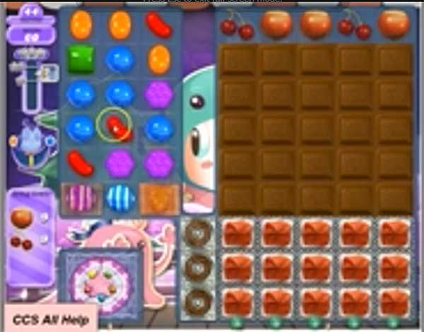 Candy Crush Dreamworld Level 376