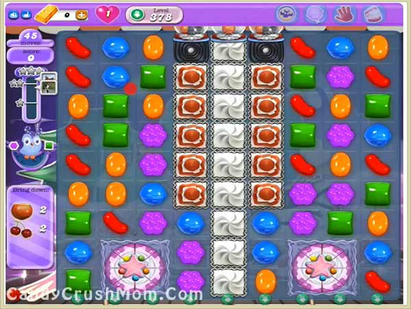 Candy Crush Dreamworld Level 378