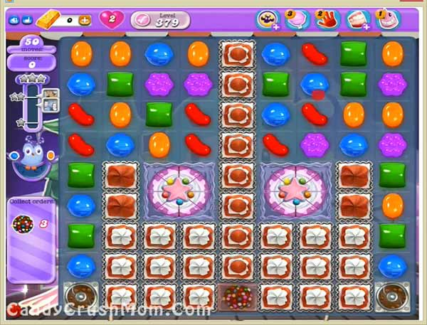 Candy Crush Dreamworld Level 379