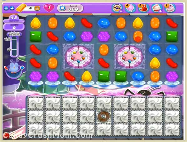 Candy Crush Dreamworld Level 380