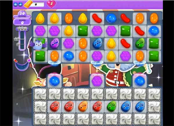 Candy Crush Dreamworld Level 385