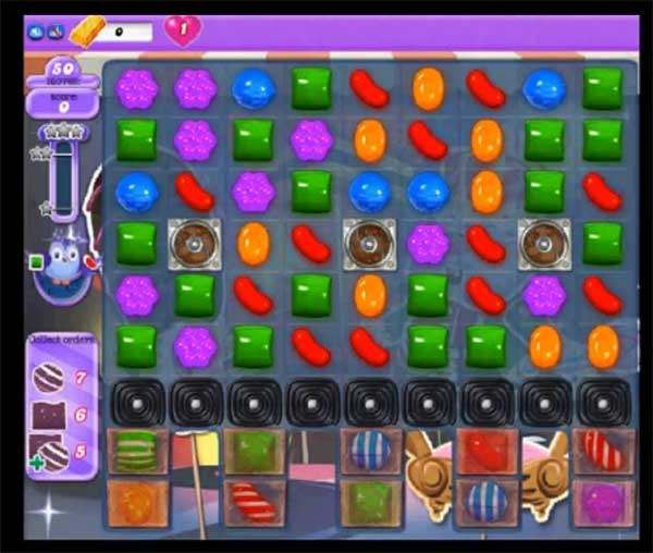 Candy Crush Dreamworld Level 392