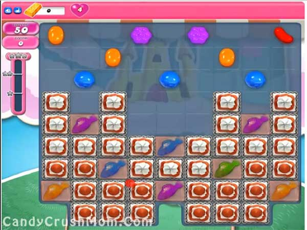 Candy Crush Level 290