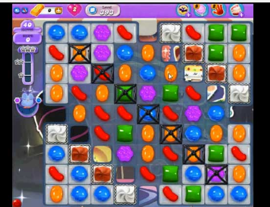Candy Crush Dreamworld Level 393