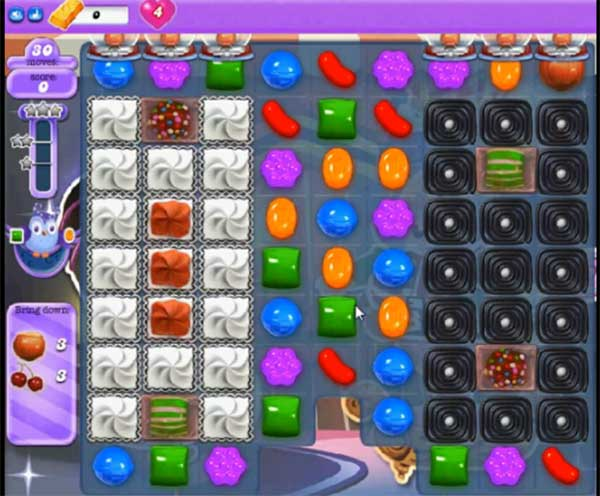 Candy Crush Dreamworld Level 395