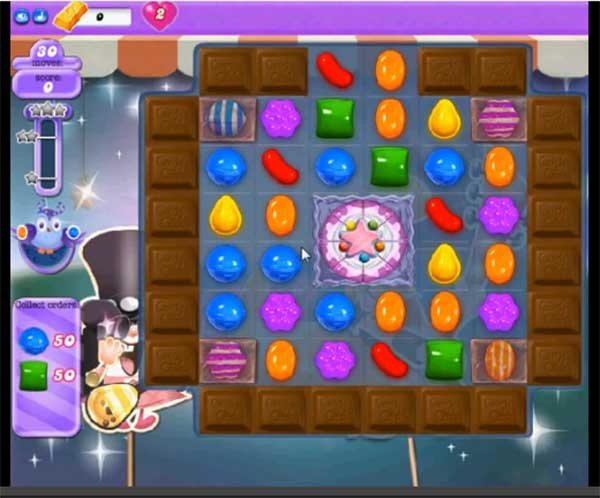 Candy Crush Dreamworld Level 397