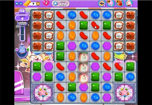 Candy Crush Dreamworld Level 424