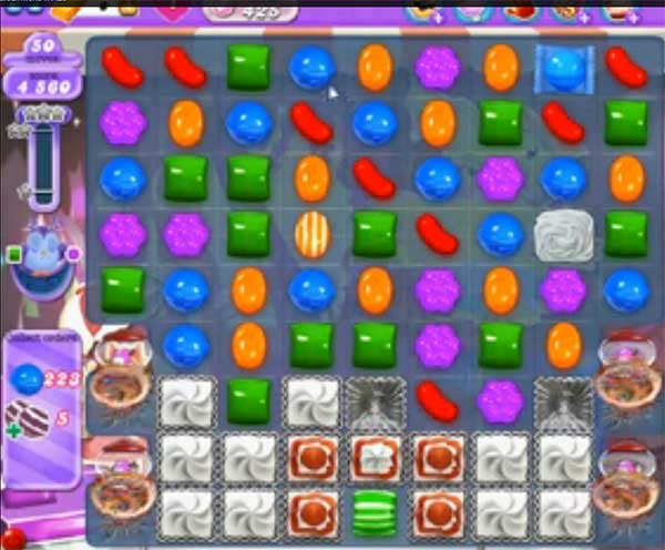 Candy Crush Dreamworld Level 425