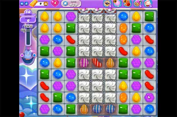 Candy Crush Dreamworld Level 429