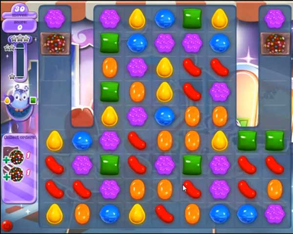 Candy Crush Dreamworld Level 441