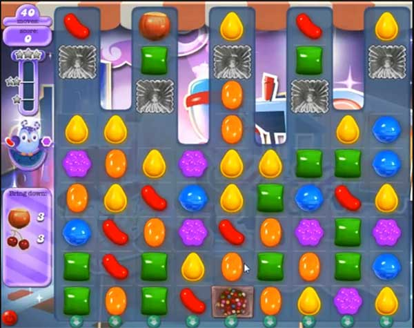 Candy Crush Dreamworld Level 442