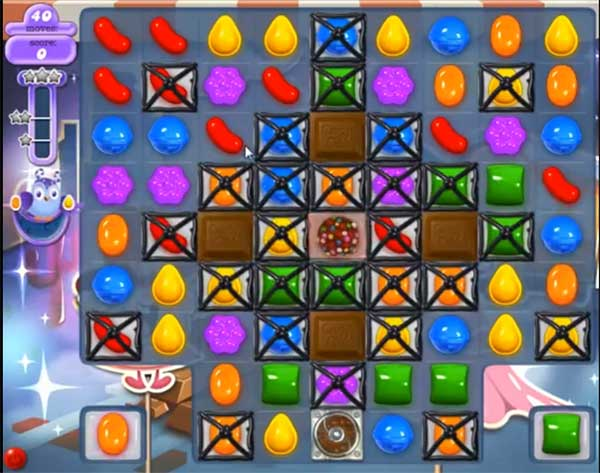 Candy Crush Dreamworld Level 449