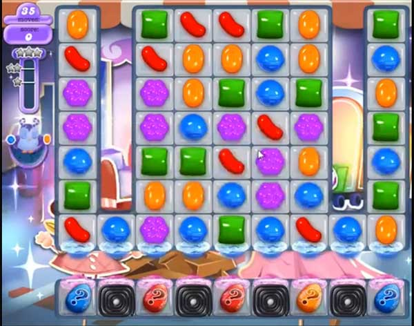 Candy Crush Dreamworld Level 451