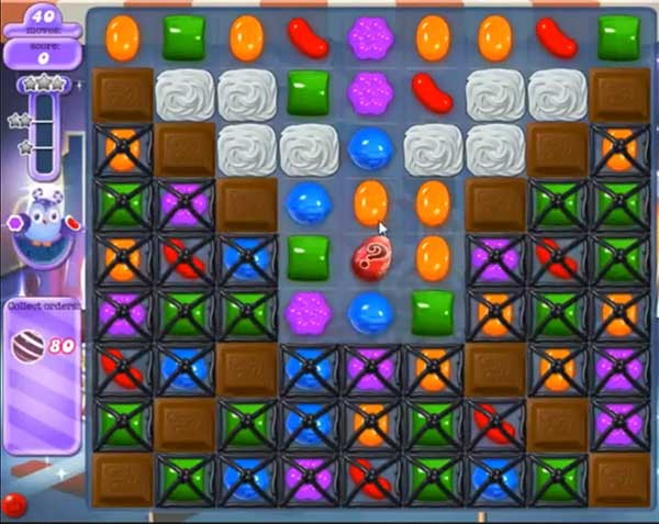 Candy Crush Dreamworld Level 452